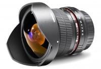 walimex pro 8/3,5 Fisheye II mit Canon EF Mount