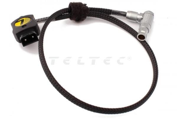 TT cable Red Power SafeTap-LEMO 90° 120 cm