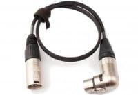 TT|cable Ursa Power90° XLR4 90 cm
