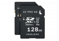 Angelbird Matchpack EVA1 (SD 2er Pack, 128 GB)