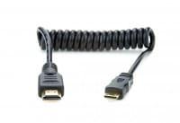 Atomos Mini HDMI (C) auf HDMI (A) 30-45cm