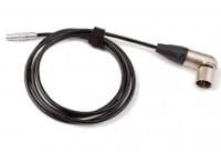 TT|cable Neutrik XLR4 90° - LEMO 0B/2P 150 cm