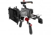 Shape BM4SMKIT Schulter-Cage-Kit für BMPCC 4K