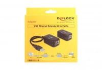 Delock USB Ethernet Extender 60m Cat.5e