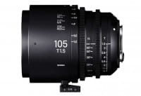 Sigma FF F/AP2 High Speed Prime 105 mm T1.5
