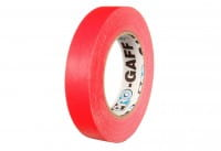 ProGaff Tape Gewebeklebeband Rot 24 mm x 22,86 m