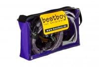 bestboy Cable Bag, Größe: M, blau