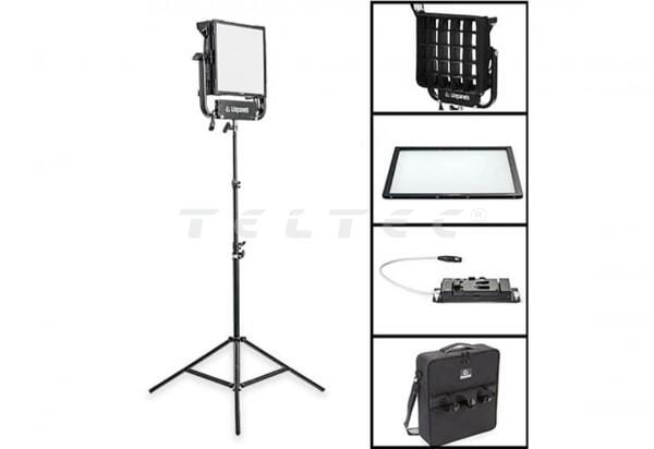 Litepanels Gemini 1x1 Soft Pro Kit, V-Mount (EU)