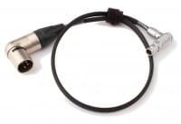 TT|cable Red Power XLR4 90°-LEMO 90° 150 cm