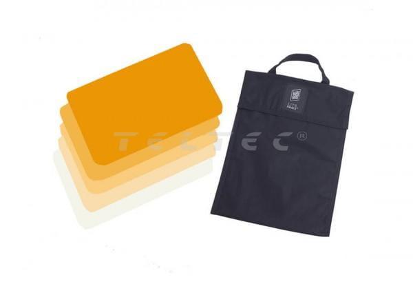Litepanels Hilio T12 5-Piece CTO Gel Set