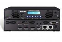 Matrox Maevex 6120 Dual 4K Enterprise Encoder