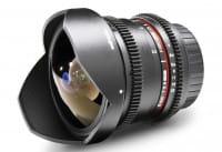 walimex pro 8/3,8 Fisheye II VDSLR Nikon F-Mount