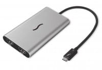 Sonnet TB3 zu Dual HDMI 2.0 Adapter